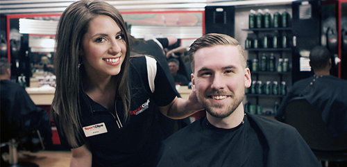 Sport Clips Haircuts of Cherrydale Point  Haircuts